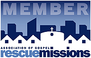 Beacon of Hope Ministries is a member of the Association of Gospel Rescue Missions